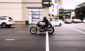 Riding Your First Motorcycle